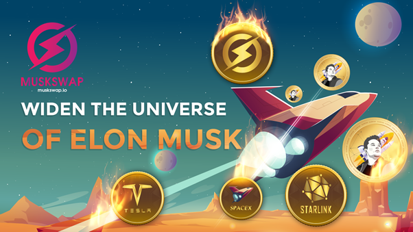 Elon Musk $MUSK – A NEW COIN BORN AS ADMIRATION TO ELON MUSK thumbnail